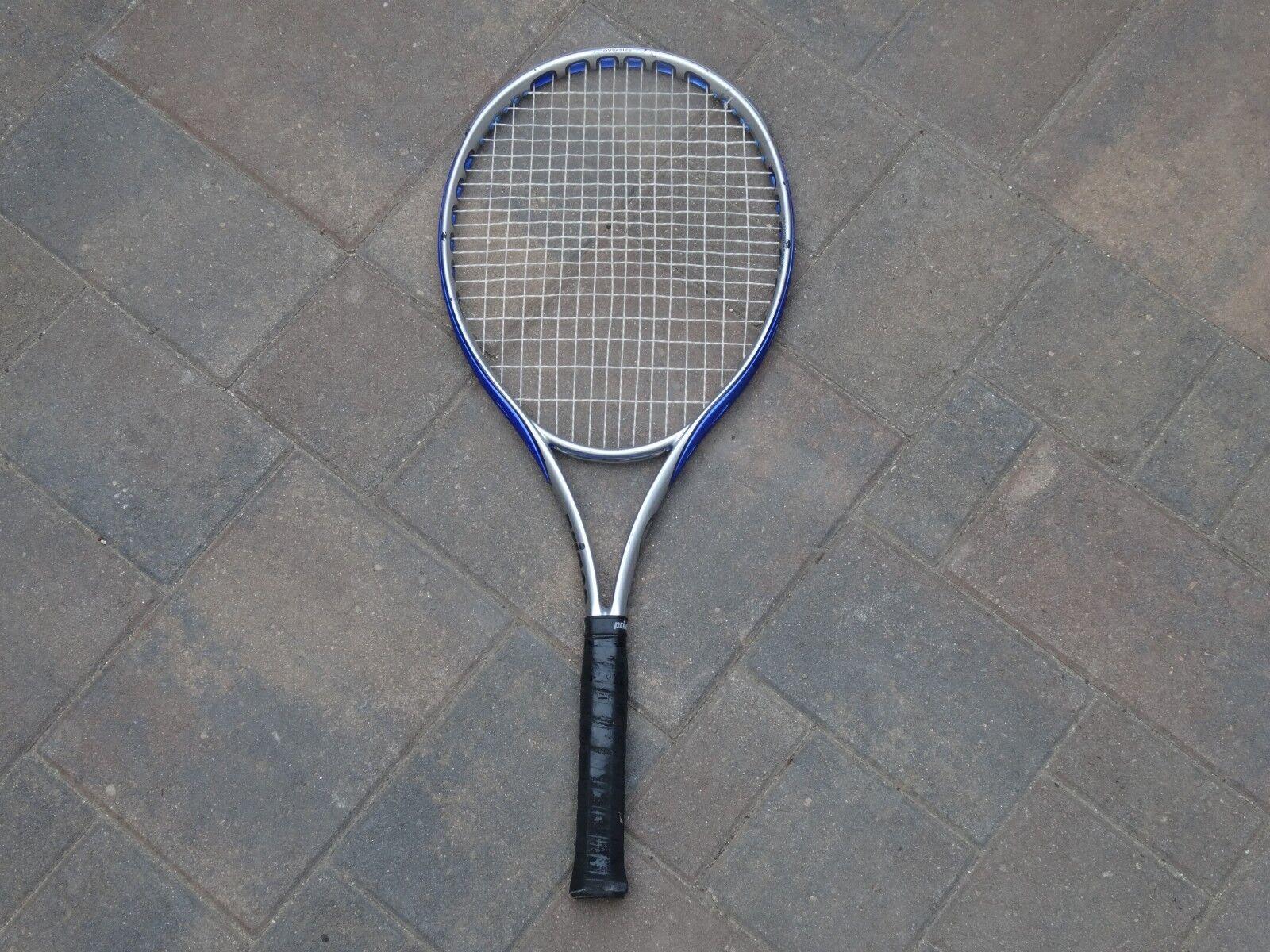Prince O3 Speedport Azul 110 tenis raqueta 3 (4 3 8) Raqueta Prince Usado