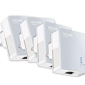 TP-Link-TL-PA411-AV500-Nano-Powerline-Ethernet-Gaming-adapter-Home-Plug-X-4-UK