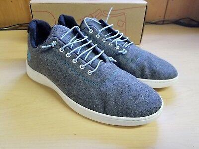 Baabuk Urban Wooler Sneaker dark blue Merinowolle Schuhe SALE /%