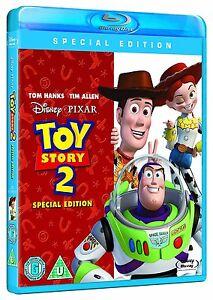 Toy-Story-2-Edicion-Especial-pelicula-Blu-Ray-Disney-region-libre-1-Discos-NUEVO