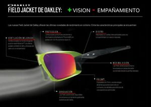 956de5c64 Image is loading Sunglasses-Oakley-Field-Jacket-OO9402-940205-Prizm-Road-