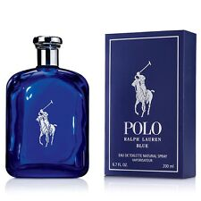 Treehousecollections: Polo Blue EDT Perfume Spray For Men 200ml