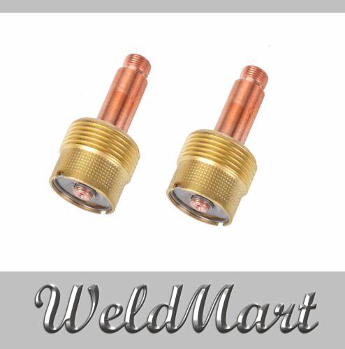 "11 TIG Welding Large Gas Lens Collet Body's 45V64 3//32/"" Torch 17//18//26"
