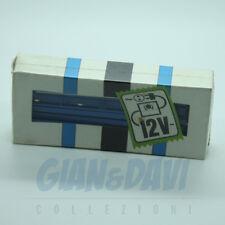1969 Lego 750 8 Straight 12V Rails + Box sigillato