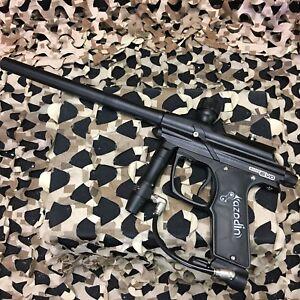 USED-Azodin-Blitz-Evo-Electronic-Paintball-Gun-Marker-Black