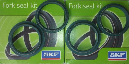 Suzuki SH 49 SKF Fourche étanchéité joints d/'étanchéité pour Fourche Capuchons antipoussière VPM RM-Z 450 2015