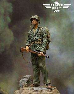 Tanker Craft 1/24 WWII U.S. Marines in Iwo Jima resin ...  Usmc