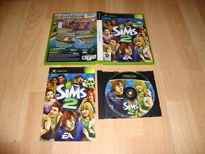 LOS-SIMS-2-DE-EA-GAMES-PARA-LA-PRIMERA-XBOX-USADO-COMPLETO