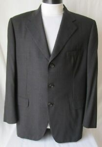 In Grigio Giacca Wool Jacket Belvest Super 56 150's Colore Extra Tg Fine PIHnZxqw