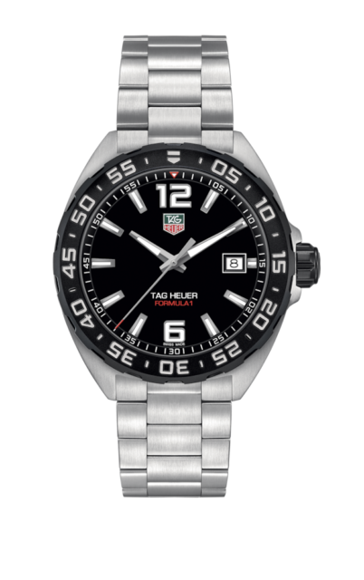 Charity auction: TAG Heuer Formula 1 Wrist Watch for TECHO