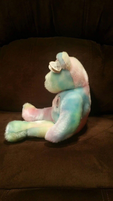 Ty Beanie B.B.BEAR the Ty-Dye Happy Birthday Birthday Birthday Bear 2000, Retired cb8791