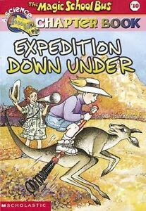 Expedition-Down-Under-Magic-School-Bus-Book-10-by-Carmi-Rebecca