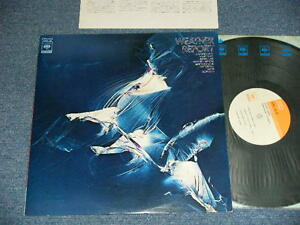 WEATHER-REPORT-WAYNE-SHORTER-JOE-ZAWINUL-Japan-1970-039-s-ORIGINAL-SOPM-148-NM-LP