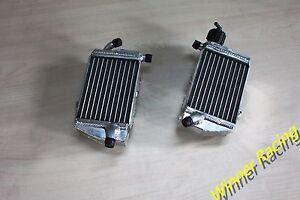 Fit for KTM 65 SX/SXS/XC 2009-2015 2012 2013 2014 Aluminum Radiator 32MM CORE