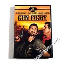 Gun Fight Dvd James Brown, Joan Staley, Gregg Palmer