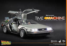 1/6 Scale Back to the Future DeLorean Collectible Vehicle by Hot Toys