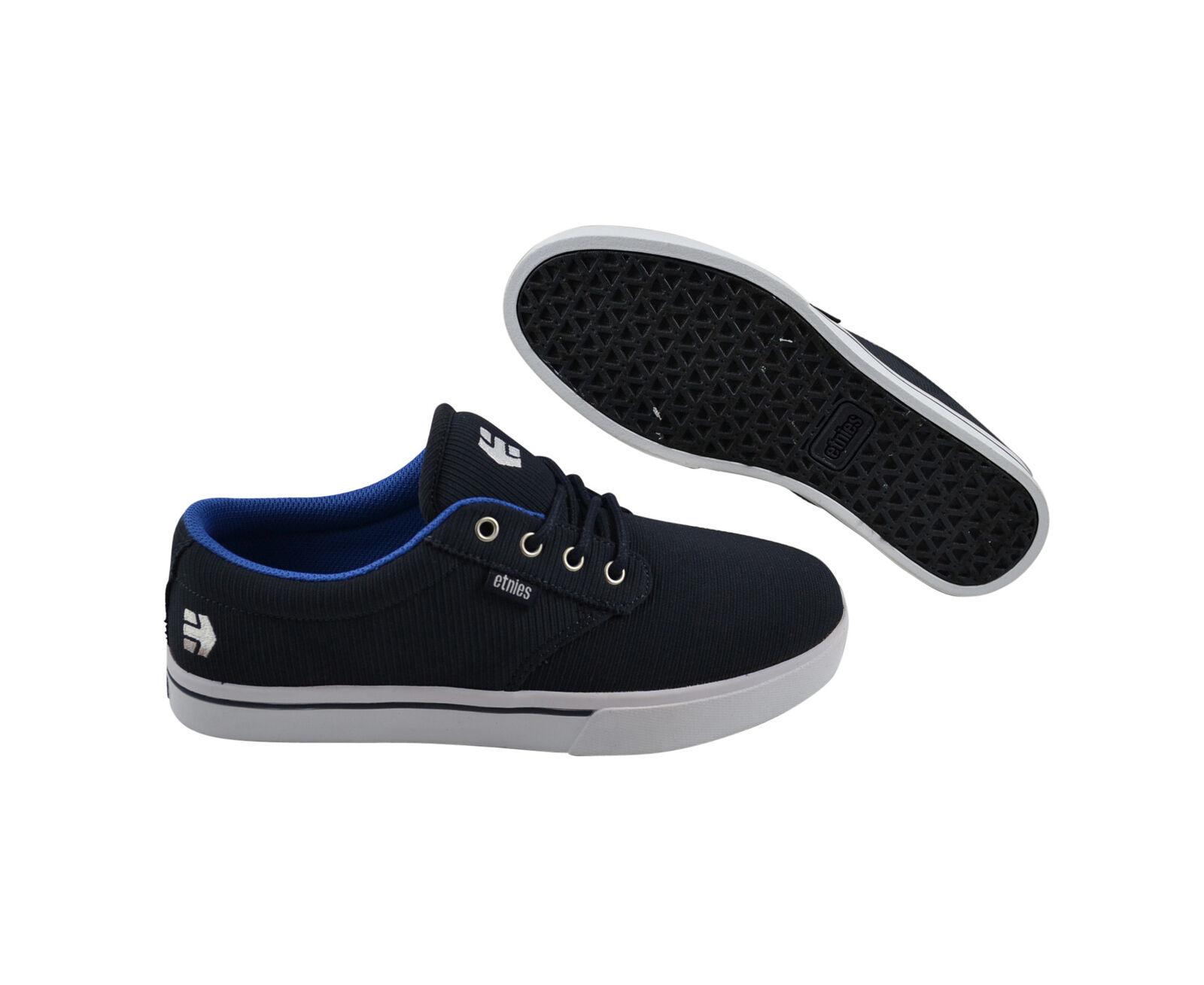 Los zapatos más populares para hombres y mujeres Etnies Jameson 2 eco Navy/Blue/White skater Sneaker/zapatos