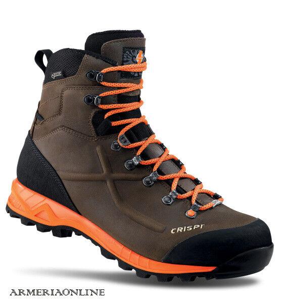 Zapatos da hombre hombre hombre Crispi Valdres trekking goretex tecnica impermeabile scarponcino 665aec