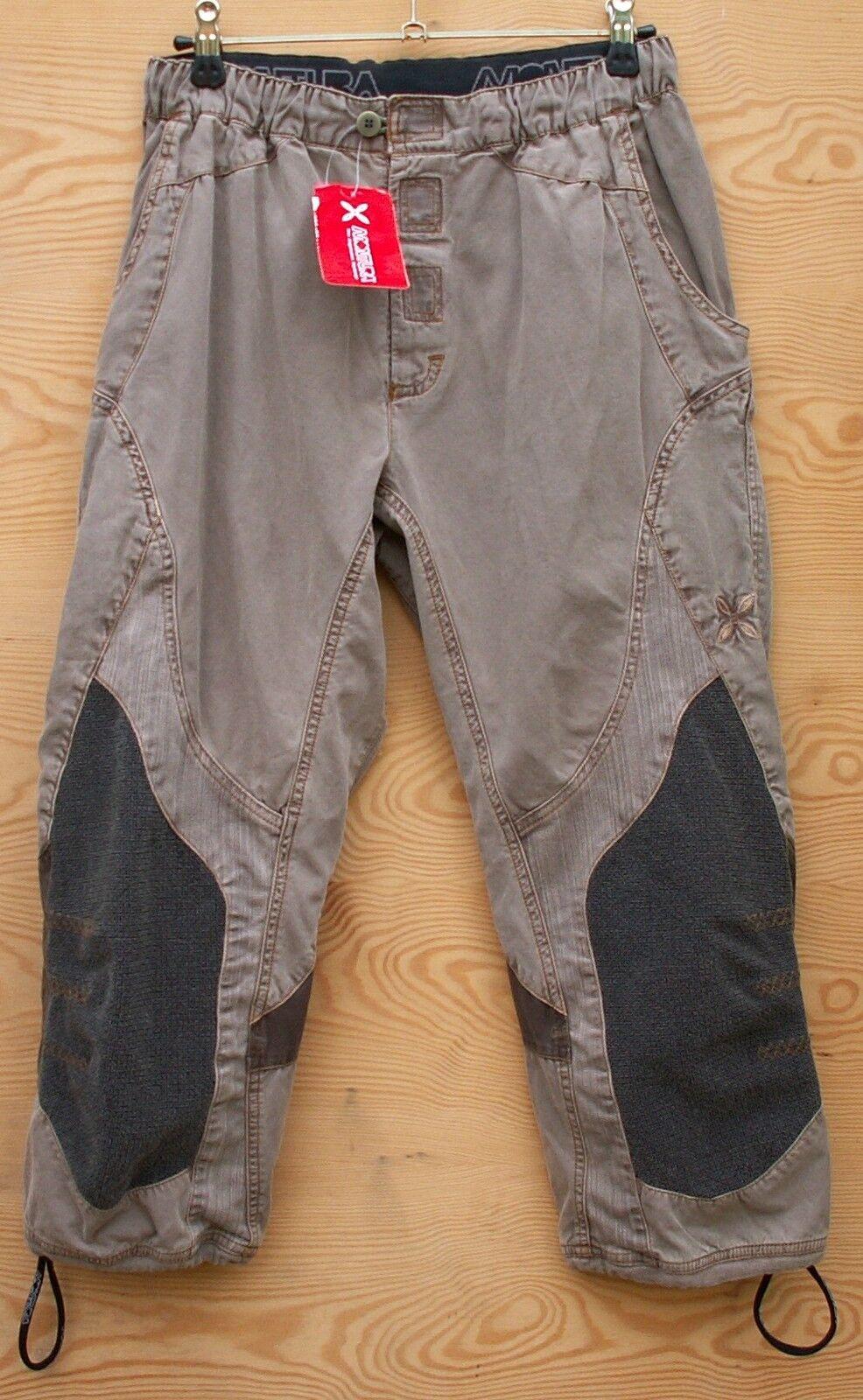 Montura Fusion K. 3 4-Pant Hombre Kletterhos para Hombre Talla XS Beige