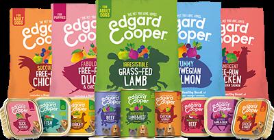 Vertrouwend Cibo Secco Per Cani Edgard&cooper Crocchette Grain Free Bio Di Alta Qualità Tekorten
