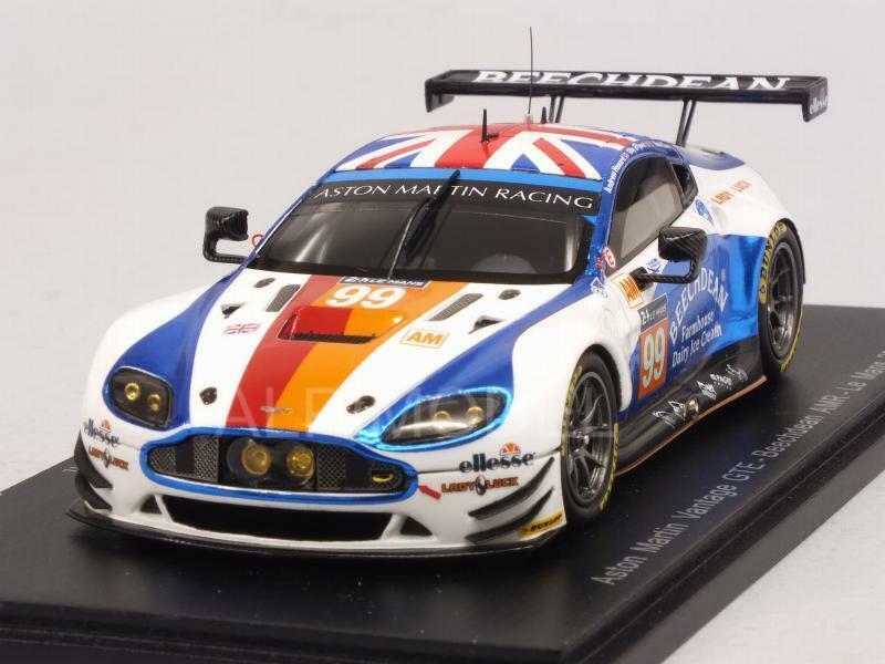 Aston Martin Vantage GTE Le Mans 2017 Howard - Gunn  - Bryan 1 43 SPARK S5844  bon prix