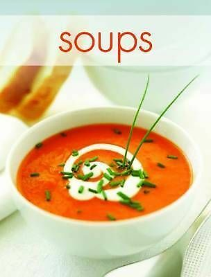 """""""AS NEW"""" , Soups (Essential Cookery), Paperback Book"""