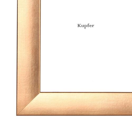 Bilderrahmen Antireflex CAPRY ab 50x45 bis 50x55 cm Foto Poster Rahmen Neu