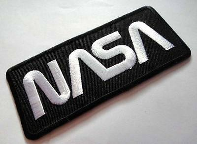 #5 NASA SPACE PROGRAM DISCOVERY Embroidered Iron on Patch + Free Shipping