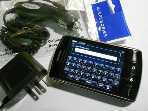 1 of 1 - GOOD!!! BlackBerry Storm 9530 Touch Camera Global Bluetooth VERIZON Smartphone