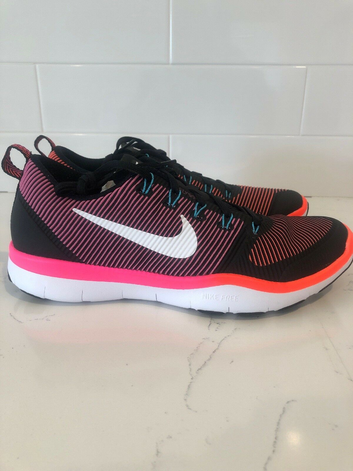 NIKE FREE TRAIN VERSATILITY Men's running shoes NEW MSRP  110 833258 018 BlacK