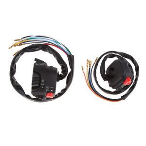 2pcs-7-8-034-Handlebar-Starter-Kill-Switch-Horn-Light-for-Honda-Motorcycle-Bike