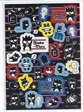 Sanrio Badtz Maru Stickers Letters