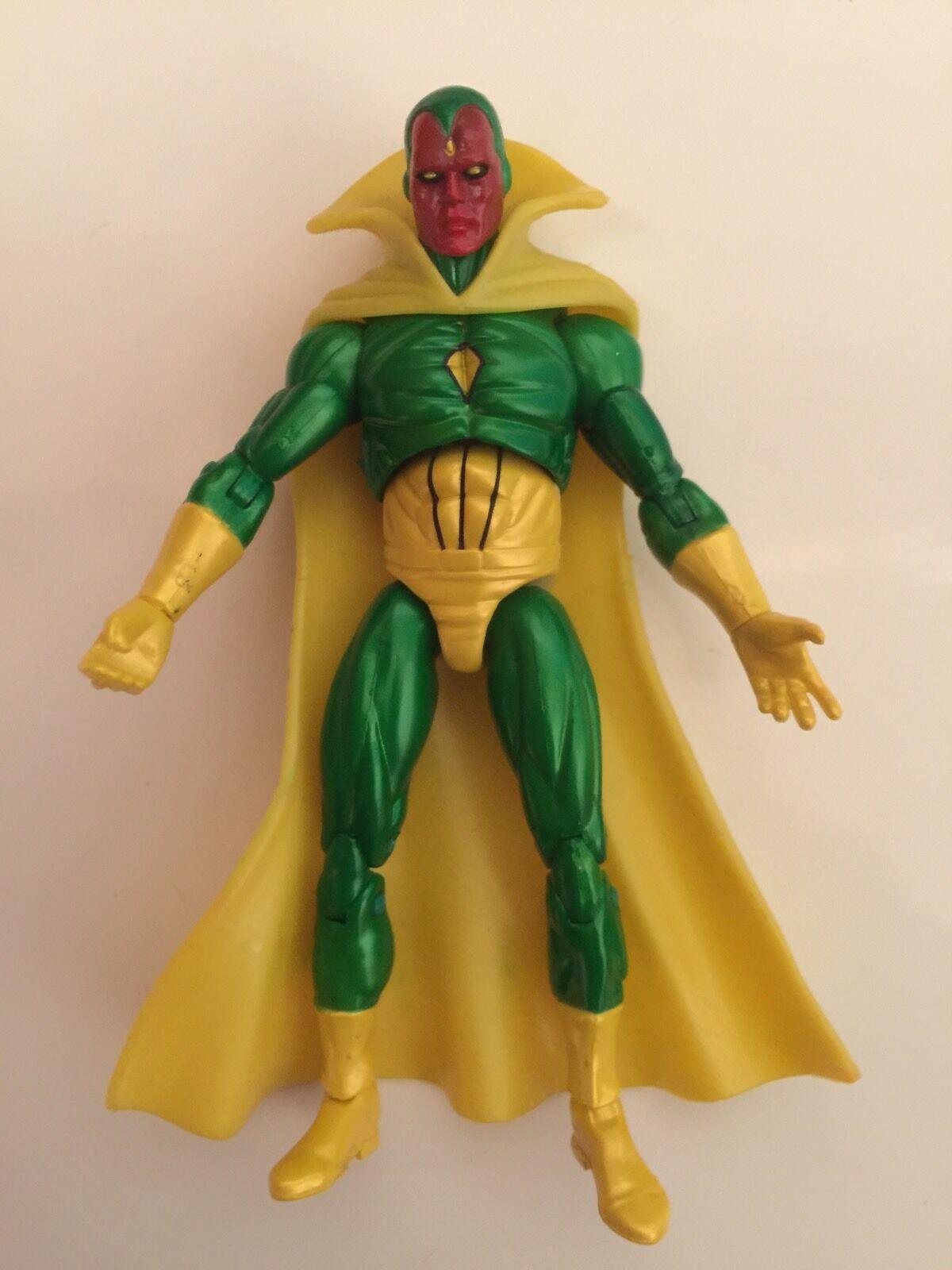 Marvel univers Infini legends figure  3.75  Vision solide variante. M  commandez maintenant profitez de gros rabais