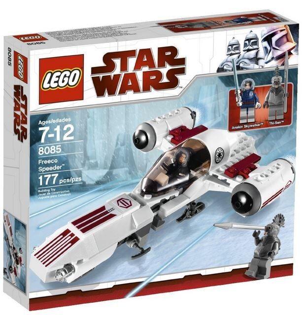 LEGO estrella guerras  The Clone guerras gratuitoco Speeder Set  8085  migliore offerta