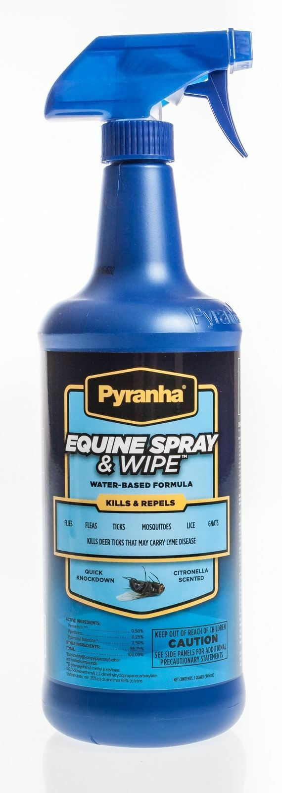 3x Pyranha Sp   And Wipe Water Based Formula - 32oz  save 35% - 70% off