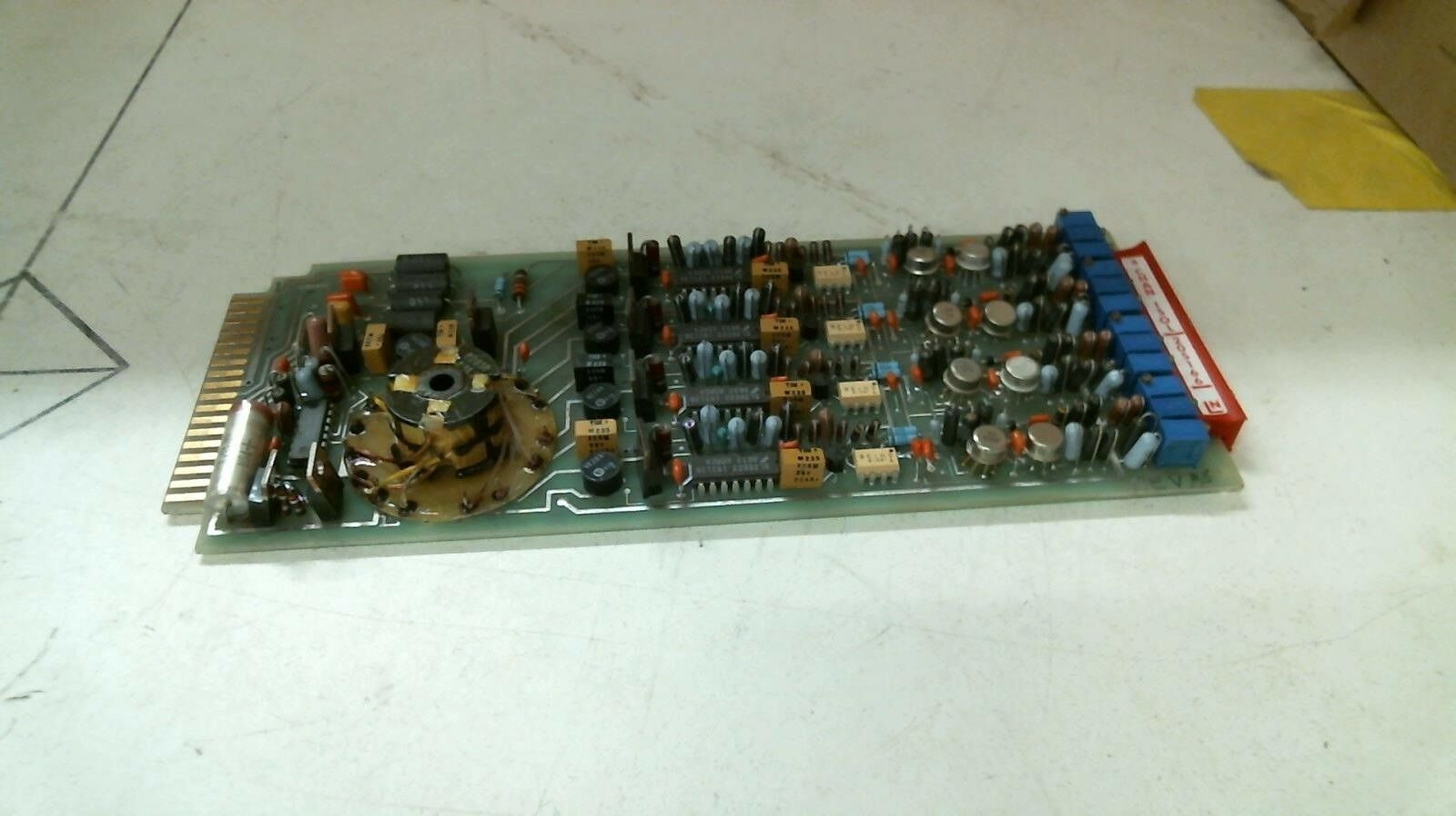 L AND N SIGNAL ISOLATOR BOARD 4 CHAN 205166