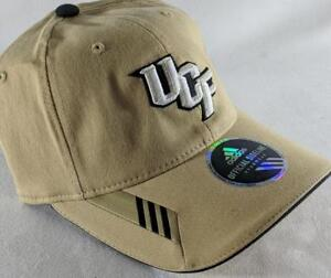 LZ Adidas Adult Fitted S M UCF Knights Football NCAA Baseball Cap ... 465d27e2cd8