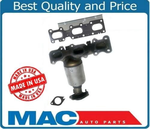 For 13-15 Ford Explorer 3.5L Non Turbo REAR  Manifold Catalytic Converter In USA