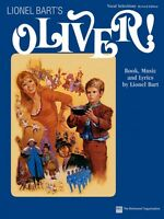 Oliver Vocal Selections Sheet Music 000378806