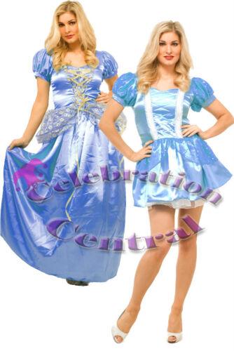 CINDERELLA stile Costume Costume piena lunghezza 16-18