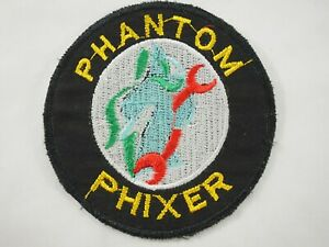 Phantom-Phixer-US-Navy-Combattimento-Squadrone-VF-103-Sluggers-Vietnam-War-Toppa
