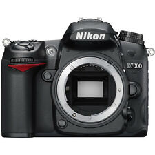 Nikon D7000 16.2 MP Digital SLR Camera - Black (Body Only)!! USA SELLER!! NEW!!