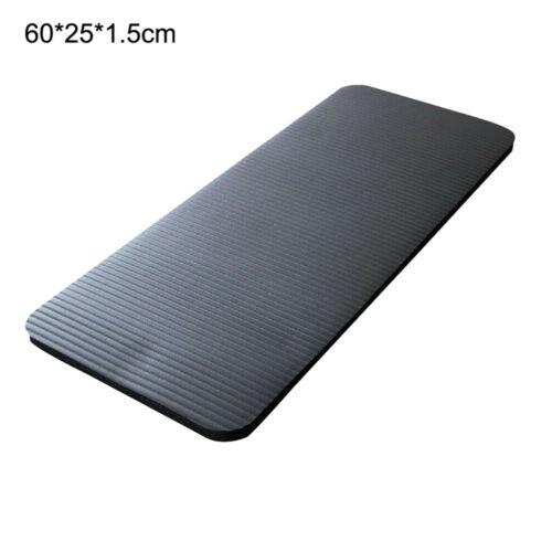 Thick Yoga Mat Exercise Fitness Camping Pilates Pad Meditation Gym Non-Slip Good