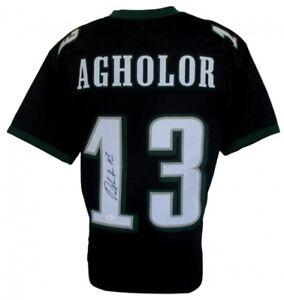 Nelson Agholor Signed Eagles Jersey (JSA) Philadelphia Starting ...