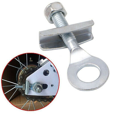 Bicycle Chain Adjuster Tensioner Fastener Aluminum Alloy Bolt For BMX Fixie Bike