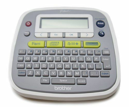 Brother P-touch Home and Office Labeler PT-D200 Label Maker NEW
