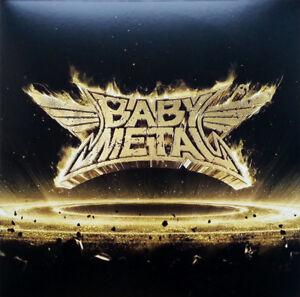 BABYMETAL-Metal-Resistance-2016-180g-vinyl-2-LP-album-NEW-SEALED