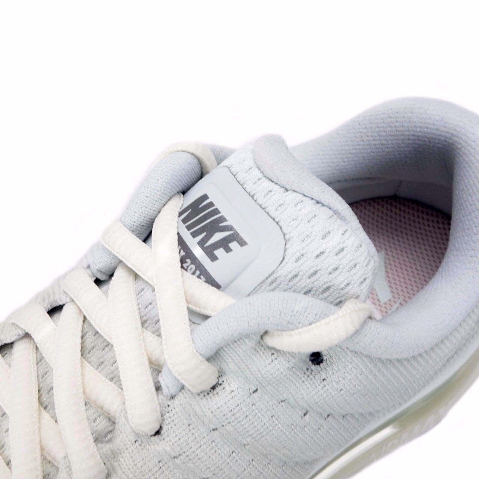 Nike air max 2017 2017 2017 le donne corrono formatori fantasma   bianco | Buona reputazione a livello mondiale  | Maschio/Ragazze Scarpa  b6a01f