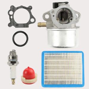 917376742 Carburetor Bulb Cap For Craftsman 6.5HP Manual Lawn Mower W//Air Filter