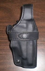 Safariland-070-18-Right-Hand-Nylon-Look-Holster-Fits-Smith-and-Wesson-659